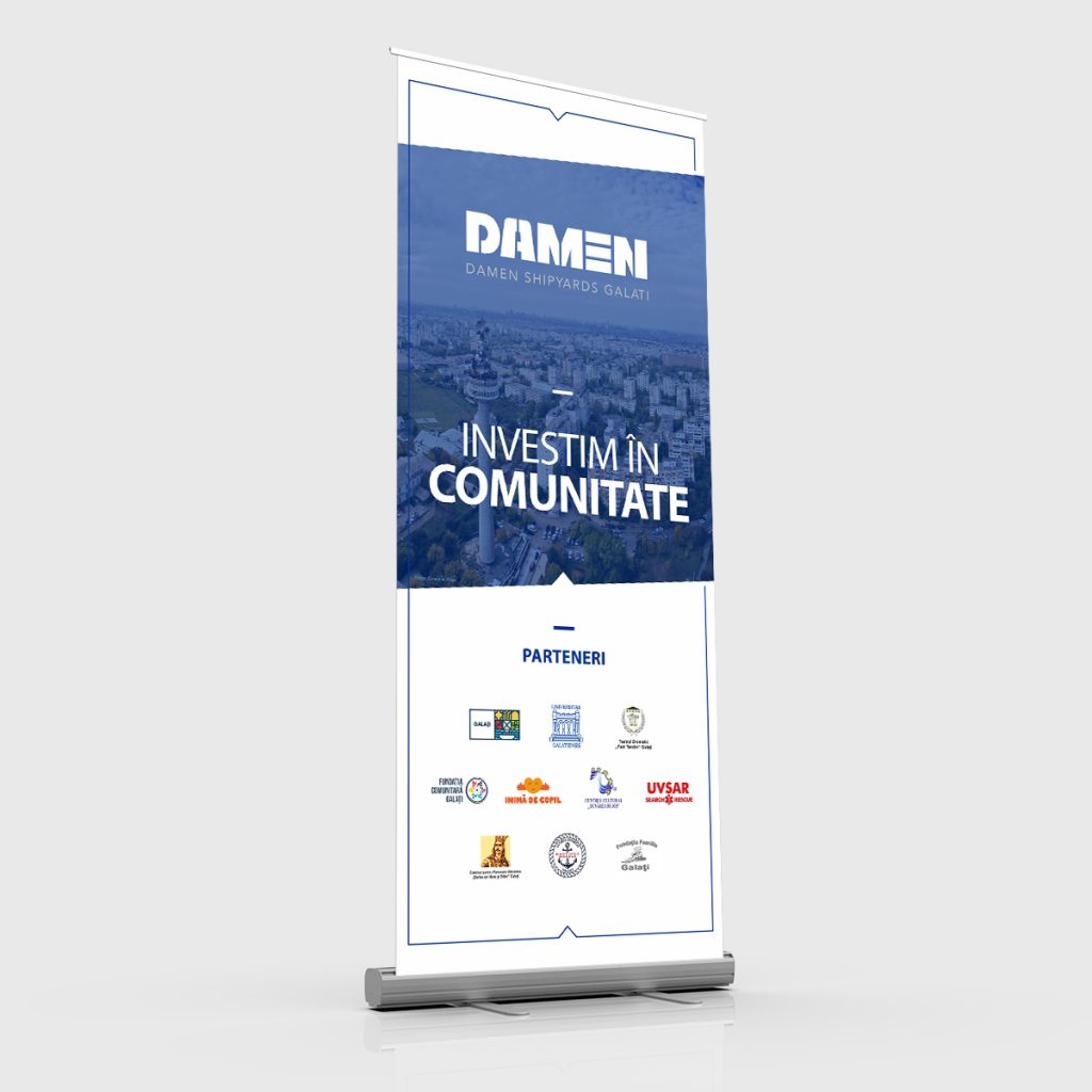 Roll-up Damen