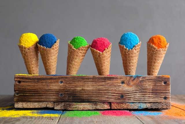 Cum funcționează culorile în marketing și ce transmit ele