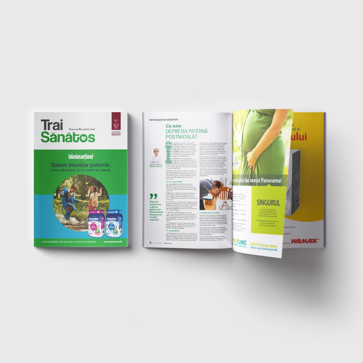 Revista Trai Sănătos