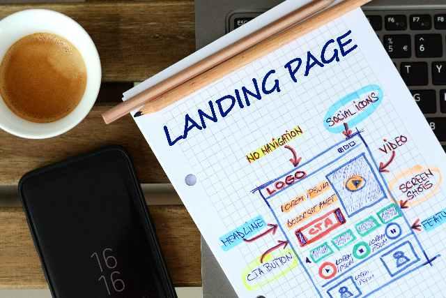 Ce este un landing page și cât de important este în marketing-ul online