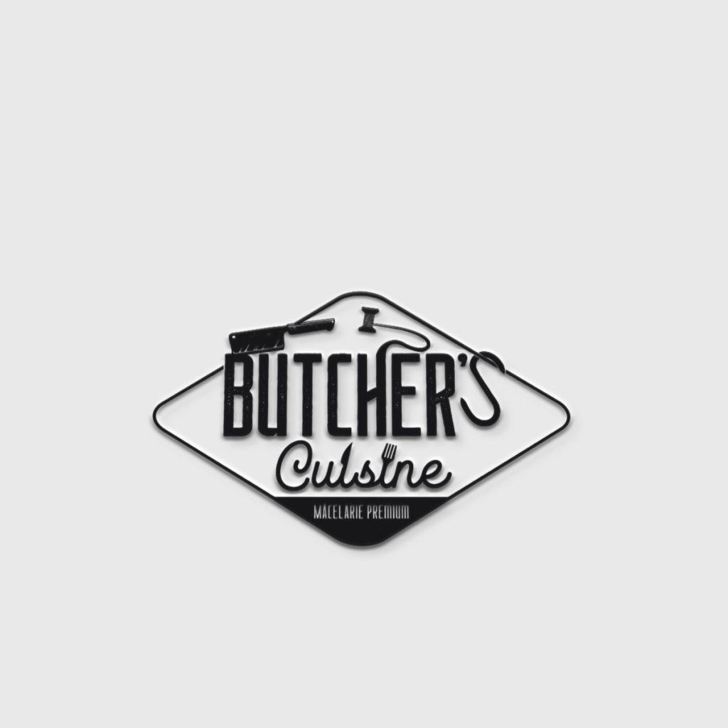 Design logo – Butcher's Cuisine