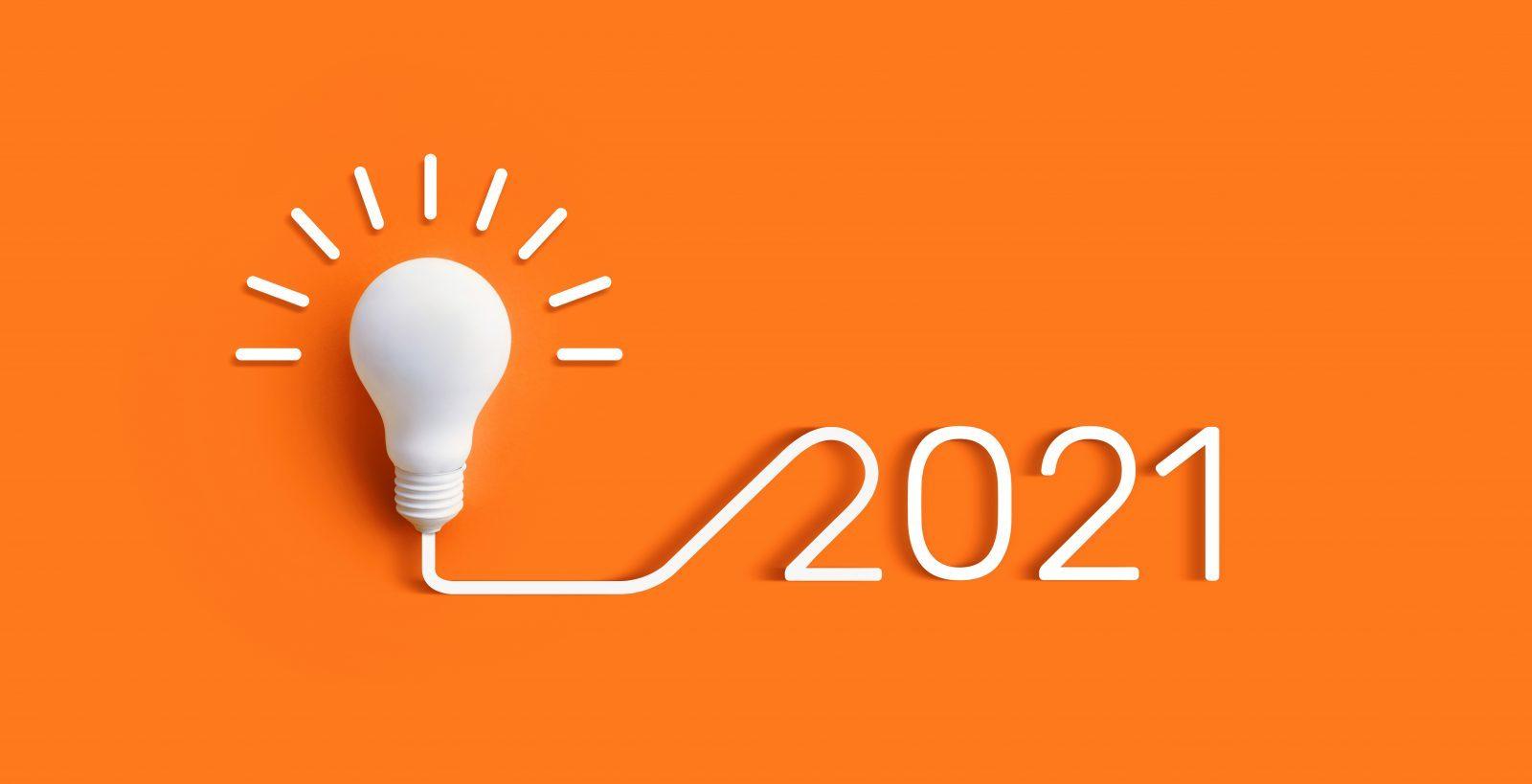 Cele mai noi tendinţe de design grafic pentru 2021